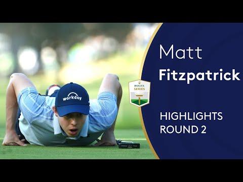 Matt Fitzpatrick Highlights | Round 2 | 2019 Italian Open