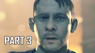 Quantum Break Walkthrough Part 3 - Library Chase (XBOX One Let's Play Commentary)