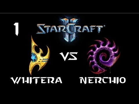 StarCraft 2 - WhiteRa [P] vs Nerchio [Z] G1 (Commentary)