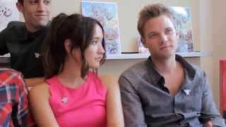 Power Rangers Super Megaforce Interview At San Diego Comic Con 2014