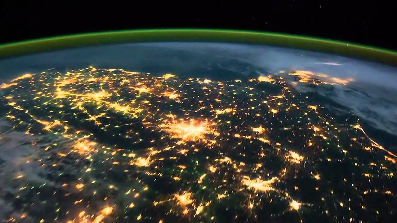 THE BEST HD VIDEO OF THE EARTH! AMAZING AS SEEN FROM ISS ...   1920 x 1080 jpeg 187kB