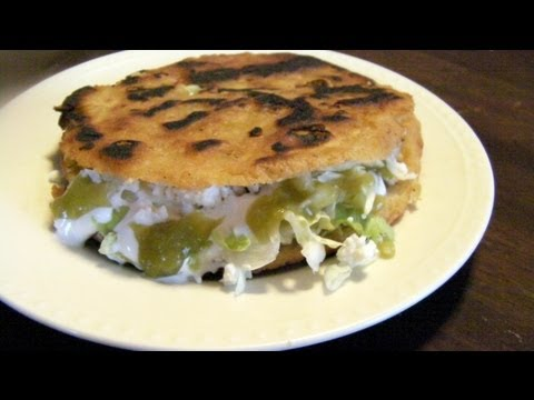 Gorditas de Chicharron Prensado * video 100 *