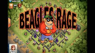 Beagles Rage War Attacks