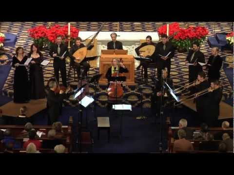 Монтеверди Клаудио - Laetatus sum a 5 voci