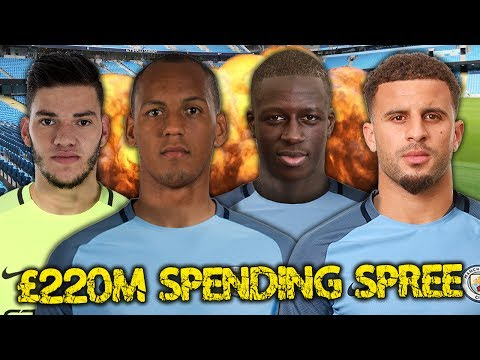 Manchester City To Go On £300M Spending Spree?! | Transfer Review