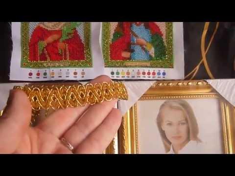 Оформление вышивки в рамку своими руками: варианты, нюансы