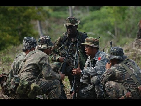 U.S. Joint Special Operations Task Force-Philippines (documentary)