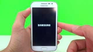 Remover senha e código do Samsung Galaxy Win Duos GT-I8552