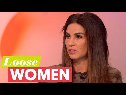 Katie Price Has Had to Cancel Her Tour Due to Threats Against Harvey | Loose Women