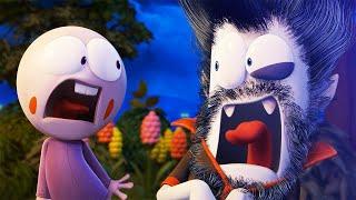 Spookiz | The Hairiest Guy in The World | Kids Cartoon | Cartoons For Children | Wildbrain Cartoons