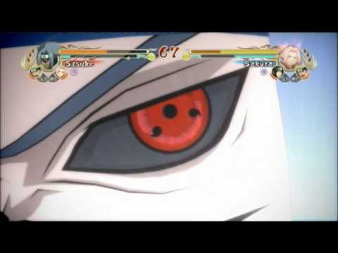 Naruto Ultimate Ninja Storm---Every Character´s Ultimate Jutsu---PART 1/2---Exclusive HQ