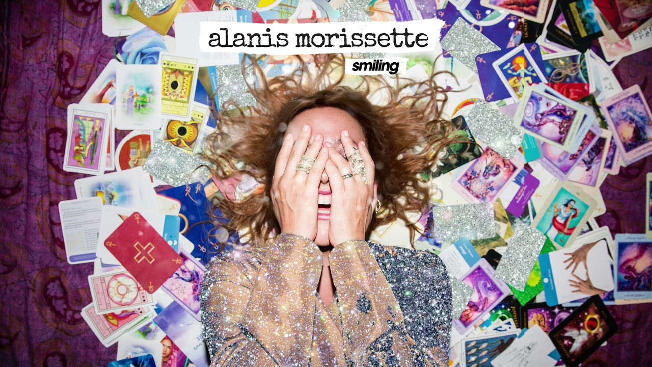 """Alanis Morissette - """"Smiling""""の試聴音源を公開 新譜「Such Pretty Forks in the Road」2020年5月1日発売予定 thm Music info Clip"""