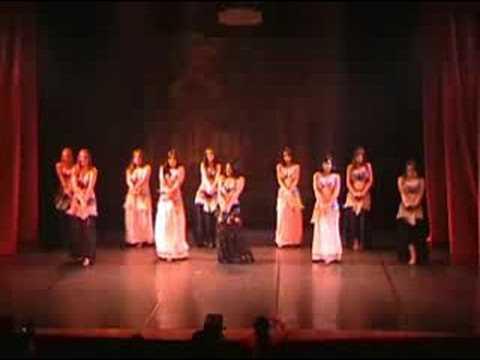 Escola de Dança Carla Cecílio, Carmen, A Cigana de Bizet