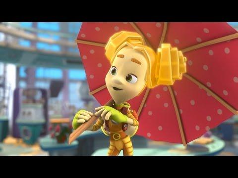 Фиксики - Зонтик | Познавательные мультики для детей