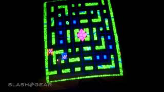 TRON arcade game hands-on at Videogame History Museum at GDC 2015