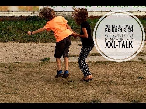 Wie Kinder dazu bringen sich gesund zu ernähren!? / XXL-Talk / LadyLandrand
