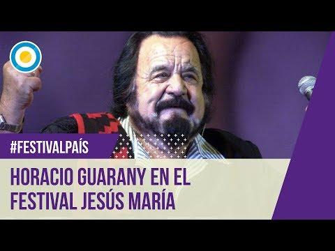 Festival Jesús María 2015 - 6º Noche - Horacio Guarany - 13-01-15