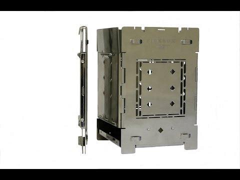 Folding Firebox 5