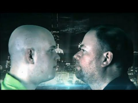 Premier League of Darts 2013 - Week 11 - van  Barneveld VS van Gerwen HD