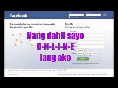 facebook lyrics - Hambog ng sagpro...