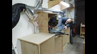 Miter Saw Station Build Part 1