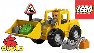 LEGO DUPLO Excavator Set 10520 TOY Review for KIDS