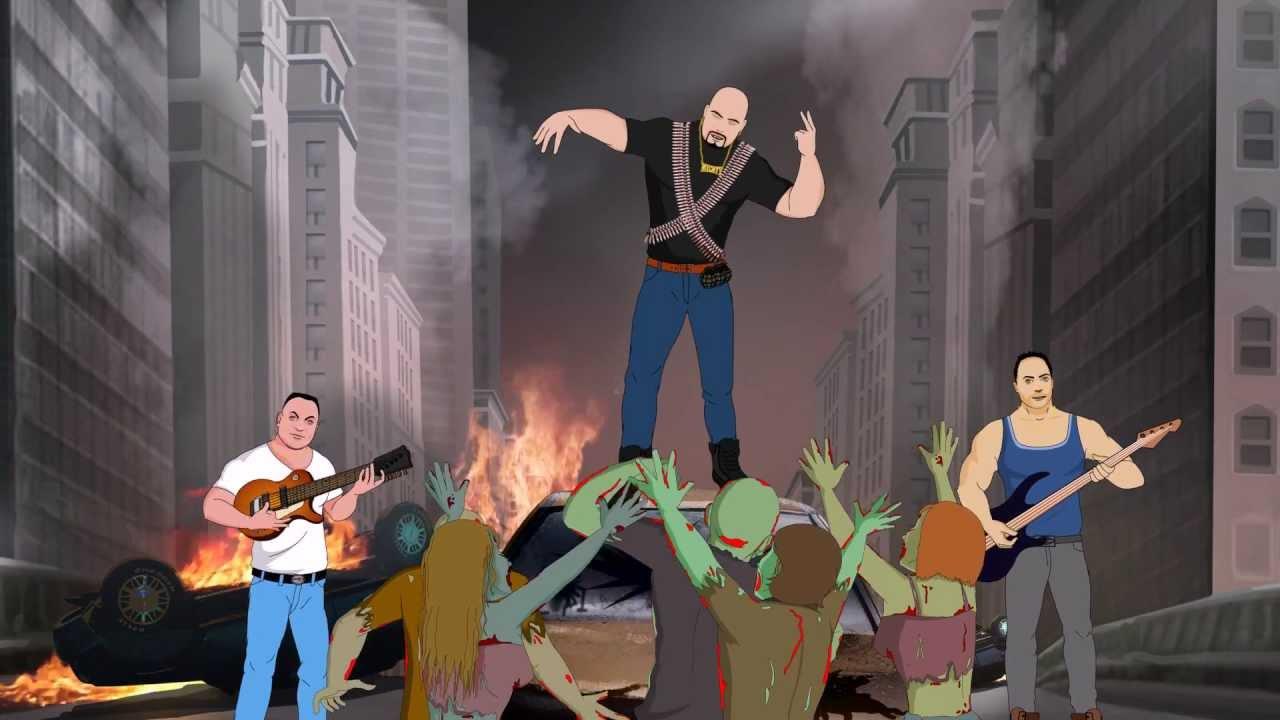 u0026quot zombie killer nyc u0026quot   zombie apocalypse  n y c   animated video
