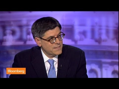 Jack Lew: China's Test Is Reform vs. Short-Term Growth