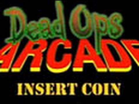 Classic Game Room - COD: DEAD OPS ARCADE!! Black Ops review part 3