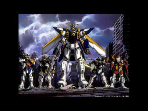 Gundam Wing Rhythm Emotion Pure By Two-mix video