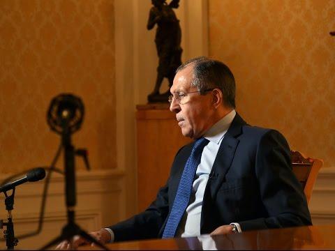 "Интервью С.Лаврова «Радио России» | Sergey Lavrov's interview for ""Radio Rossii"""