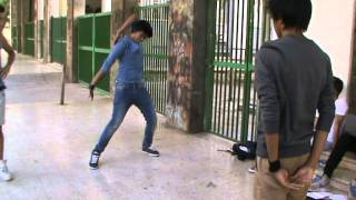Nax vs Crystal - Semifinale - Electro Street Fight Palermo 1