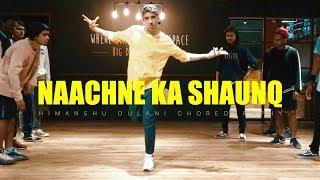 Raftaar X Brodha V Naachne Ka Shaunq Himanshu Dulani Dance Choreography
