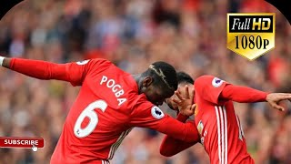 HANDSHAKES 2017 HD || DAB King's Pogba and Lingard || ● Coolest & strangest of FOOTBALL Player!