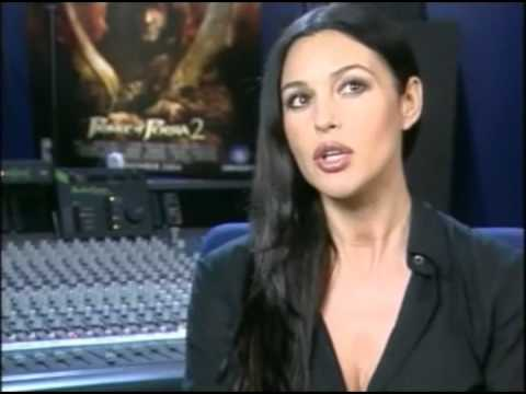 Monica Bellucci Interview ww Interview With Monica