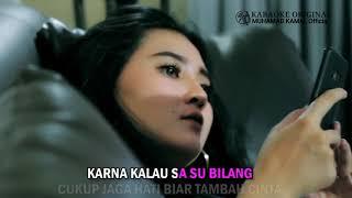 Nella kharisma ft nuel shineloe - Karna su sayang (Karaoke original)