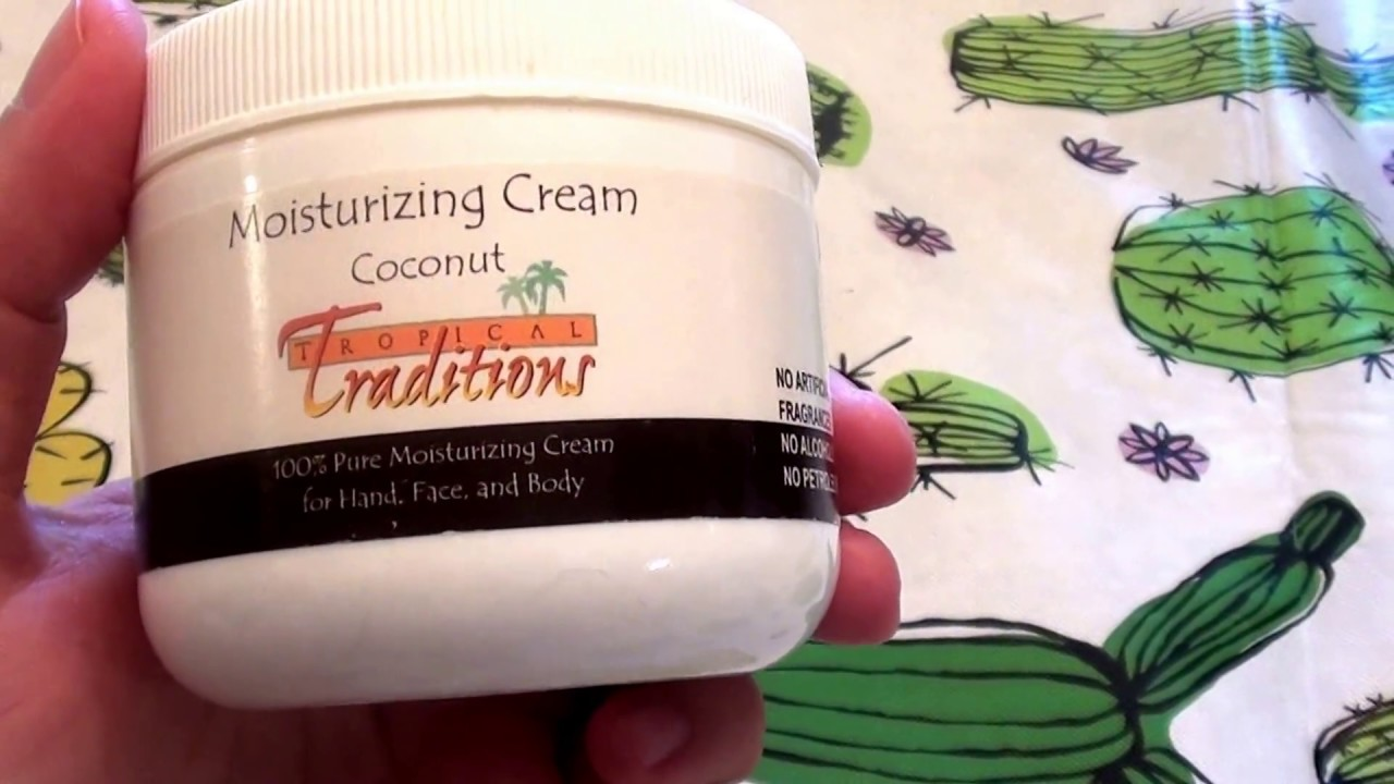 Cream of coconut