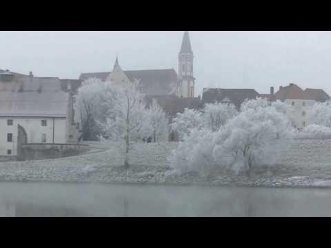 Straubing, Donau, 1 Januar
