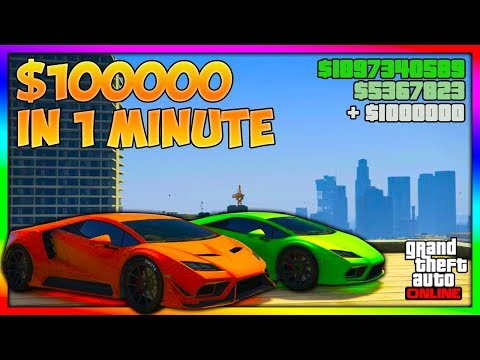 """GTA 5 Online - How To """"Make Money FAST"""" In GTA 5 Online! *SOLO* Money Method In GTA Online! (GTA V)"""