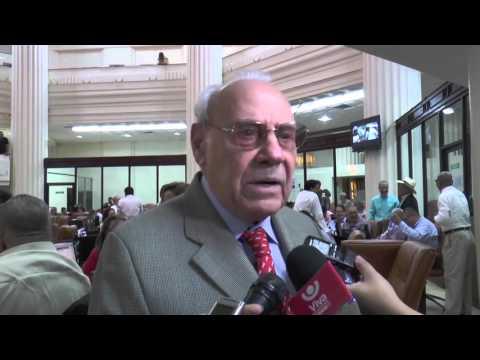Diputado Jaime Morales Carazo recuerda al Ingeniero Antonio Lacayo