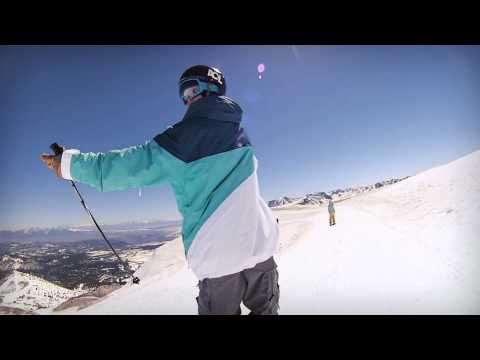 The Brothers Edit - Troy and Matt Cook in Mammoth Mountain