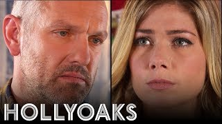 Hollyoaks: Daddy Donovan's Secret Revealed?!
