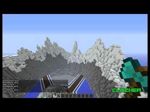"""Construyendo un Mapa """"Mini Network Spawn"""" DemonTeam [LIVE]"""