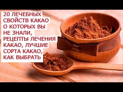 20 лечебных свойств какао о которых Вы не знали, рецепты лечения напитком какао, лучшие сорта какао,