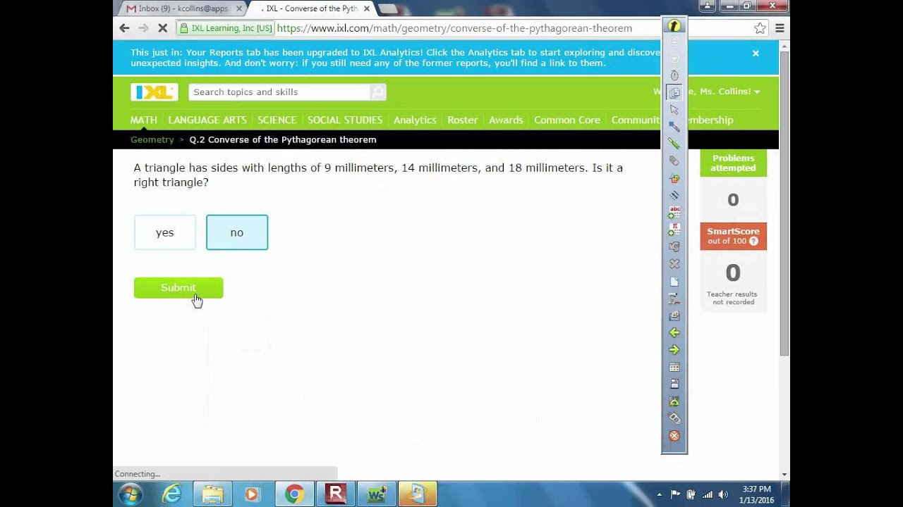 Enchanting Www.ixl Sign In Gallery - Worksheet Math for Homework ...