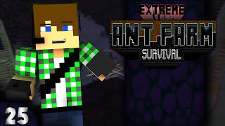 Extreme Ant Farm Survival E25 - FAIL MEDAL