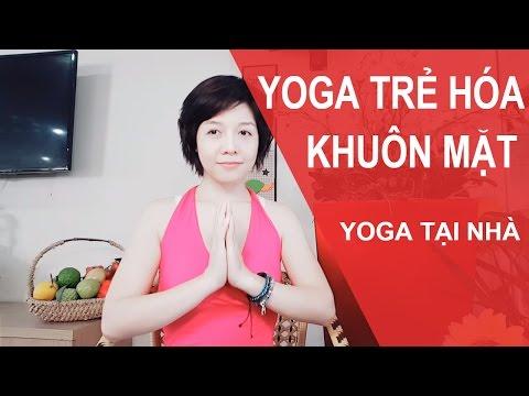Yoga Cho Khuôn Mặt - Bí Mật TRẺ MÃI Với Yoga (Yoga Face)