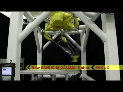 FANUC Assembly Robot Rapidly Assembles Automotive Battery Cell Units