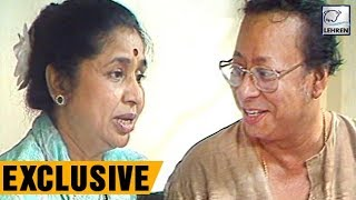 Asha Bhosle's Rare And EXCLUSIVE Fun Chit Chat With R D Burman