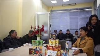 GỌI TÊN HẠNH PHÚC [HAPPINESS] -  các bệnh nhân PK Đông Y Kim Linh hát Thiền ca Làng Mai